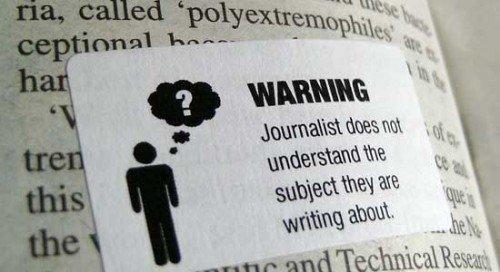 journalist doesnt understand